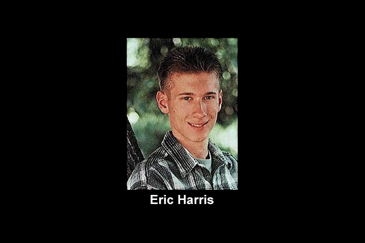 Columbine Shooting Eric Harris Quote