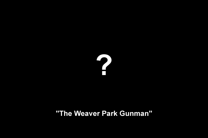 Image representing the unknown appearance of 'The Weaver Park Gunman'